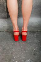 Mid-heel sandals image