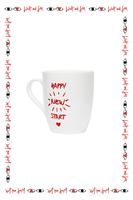 Happy New Start Mug  image