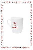 You Are Loved Mug image
