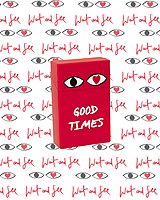 Good times  cigarette pack cover image