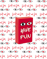 Have fun cigarette pack cover image